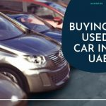 buying used car in uae