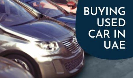 buying used car in uae
