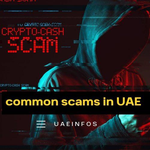 job scams in uae